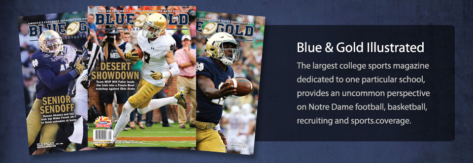 Blue and Gold Illustrated 2017 Notre Dame Football Preview