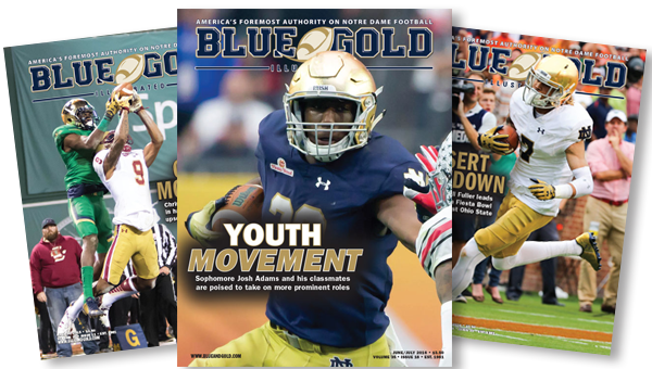Notre Dame Football Magazine